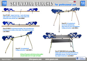 PuuruPP waxing benches A4